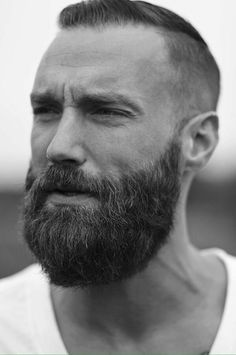 neckline beard trimming