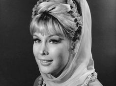 """This """"I Dream of Jeannie"""" genie was played by..."""