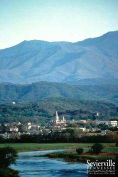 Sevierville, TN...Smoky Mountains