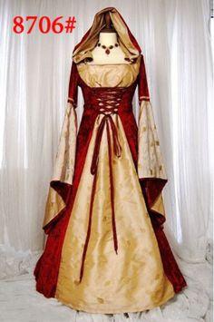 ropa medieval - Buscar con Google