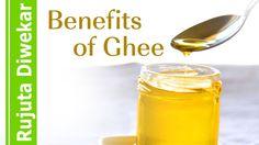 Benefits Of Ghee - Rujuta Diwekar