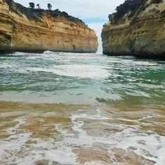 #12apostles #greatoceanroad #australia by _angela.wen http://ift.tt/1ijk11S