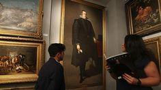 Una obra atribuida a Velázquez, vendida en Sevilla por 750.000 euros