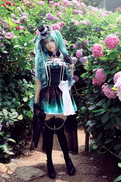 yuuto(유토) Hatsune Miku Cosplay Photo - WorldCosplay