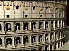 Colosseum reconstructed c. by archeolibri s.r.l.