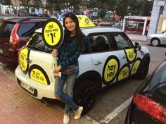hora-voy de la setmana ANNA MORENO! #hoyvoy #autoescuela #tarragona