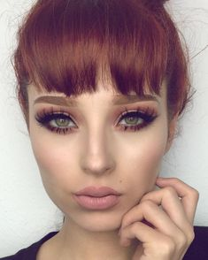 Assault with a deadly weapon - we're charging the drop dead gorgeous @lupescuevas with crimes of beauty! Her killer eyes are wearing our 'Fire Walker' under a dangerously delicious stare!