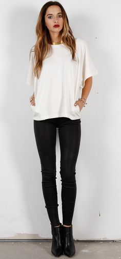 BLQ Boxy Dolman Top $64 - WHAT'S NEW at ScarletClothing.com? SHOP NOW!
