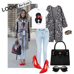 Get the Look for Less: In My Red High Heels
