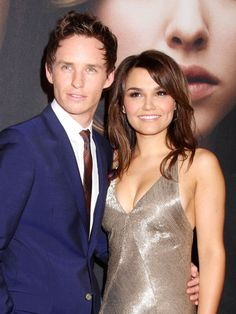 Samantha Barks and Eddie Redmayne. I love these two. :)
