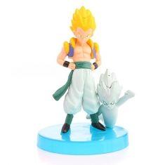 Compre em quartogeek.com.br > Miniatura Gotenks Super Sayajin ( Dragon Ball Z) | Loja Quarto Geek