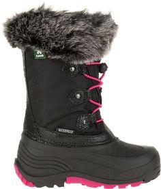 3f29c34f2bf Kamik Kids  Powdery2 Insulated Waterproof Winter Boots