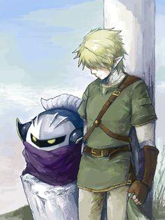 Link - meta knight