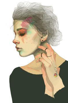 Illustration by Nadiia Cherkasova