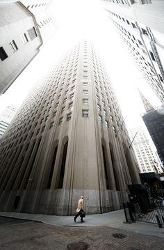 Wall Street by joe holmes