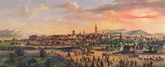 Franz Neuhauser, Sibiul la 1808.jpg