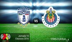 Pachuca vs Chivas, en el Torneo Clausura 2016 ¡En vivo por internet! - https://webadictos.com/2016/04/23/pachuca-vs-chivas-clausura-2016-j15/?utm_source=PN&utm_medium=Pinterest&utm_campaign=PN%2Bposts