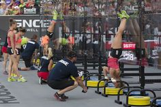 RUN FASTER MOMMY!: 2012 Reebok CrossFit Games Experience - day #2