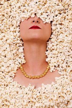 Glenda Lopez Jewellery 2014, Pop Food Jewellery Photoshoot 2014, Gold Rings, Bracelets, Necklace, Earrings Designs 2014