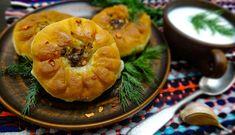 Перемячи – татарская выпечка с мясом (Meat Tatar Pies) - Вкусные заметки
