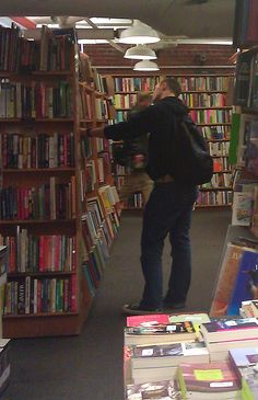 Harvard Book Store - Lewis Day