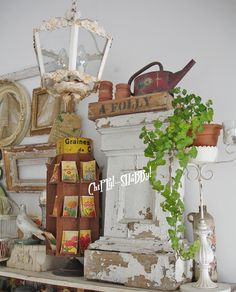 Using architectural salvage