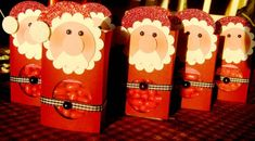 Tic Tac Santa by GardenDiva - Cards and Paper Crafts at Splitcoaststampers