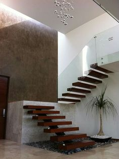 Modern House Stairs Design Inspirational Stock Aawesome Staircase Home Design With Modern Interior Concepts In Home Stairs Design, Interior Stairs, Interior Architecture, House Design, Stair Design, Railing Design, Interior Concept, Modern Interior, Interior Design