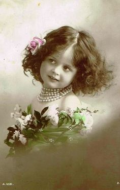 Vintage Young Girl