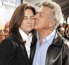 Dustin Hoffman & Lisa- 29 years