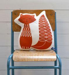 Cat Cushion - cushions