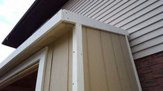 Lean To Shed (3x8') - Imgur Small Shed Plans, Diy Shed Plans, Man Cave Shed Plans, Diy Wooden Projects, Outdoor Projects, Shed Windows, Shed Interior, Lean To Shed, Houses