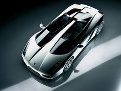 2005 Lamborghini Concept S - Top