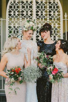 Emily & Ed / Wedding Style Inspiration / LANE