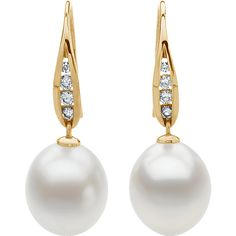 18 Yellow South Sea Cultured Pearl