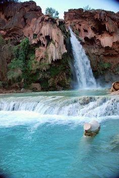 Havasupai Falls, Grand Canyon National Park, AZ