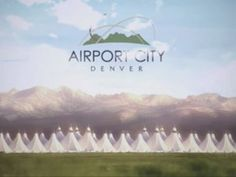 Plan Proposed To Build Airport City Near DIA