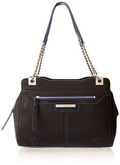 d52d1e3fbe2c Nine West Abbie Shoulder Bag Black One Size     Visit the image link more  details. Women s Fashion