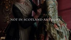 "Outlander Season Two, Episode Two ""Not In Scotland Anymore"""