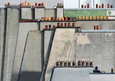 Abstract foto's van Daken in Parijs « EYEspired