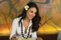 Mila Kunis i fall in love with you every time i see you <3