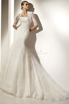 Fit and Flare w. lace cover
