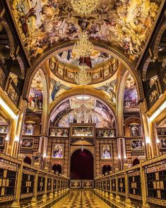 """""""Some may think this is the Vatican...But guess what? It's Sharm El Sheikh!! This is the beautiful Samaeyeen Cathedral (The Heavenly Cathedral), #MyEgypt…"""""""