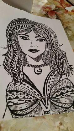 #Women #doodles