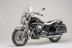 Moto Guzzi California Vintage - Right Side