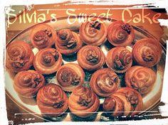 Croissant e cruffin sfogliati  https://www.facebook.com/silviassweetcake #croissant   #cruffin #nutella #mascarpone