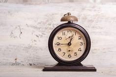 Vintage Clock Alarm bakelite Moscow 50th  Soviet  Home Decor Desk Clock Office Decor shelf decor