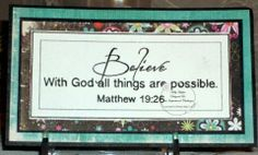 Bible Verses, All Things, Amp, Inspirational, Cards, Design, Products, Map