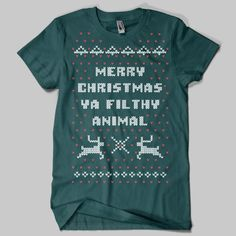 Home Alone Christmas Sweater T-Shirt