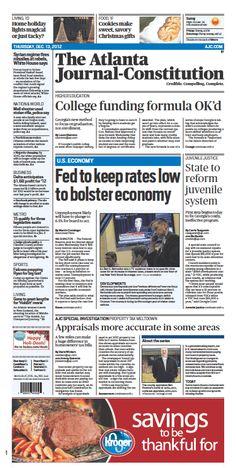 The Atlanta Journal-Constitution: Dec. 13, 2012